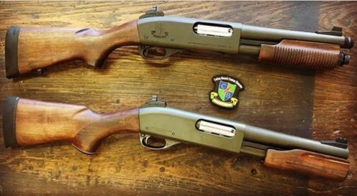 870 magnum short barrel shotguns